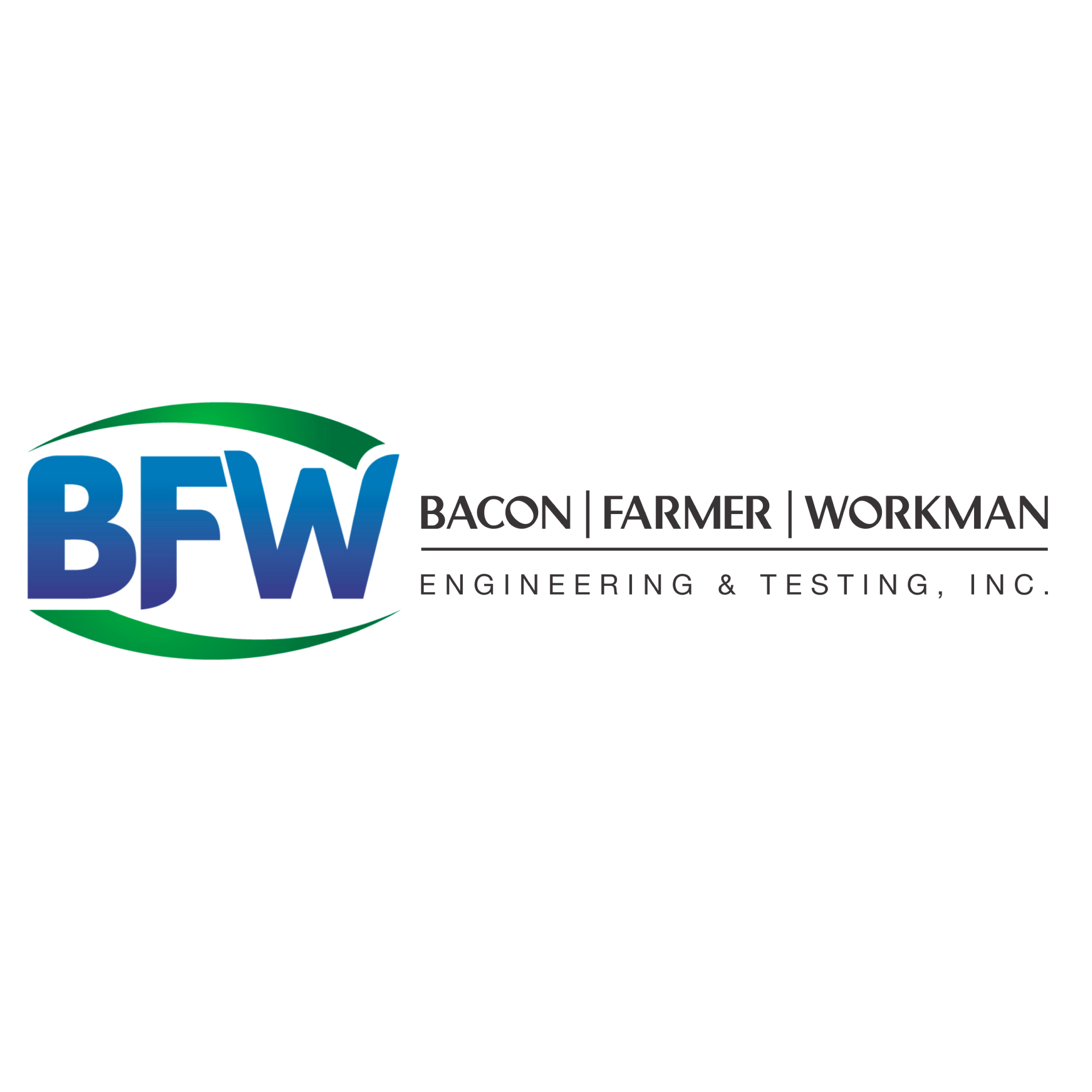 Bacon Farmer Workman Logo